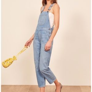 REFORMATION Smith Overalls in Bristol NWT